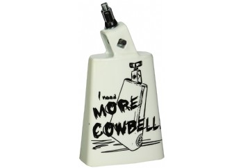 LP LP204C-MC Black Beauty Cowbell, More Cowbell - Cowbel