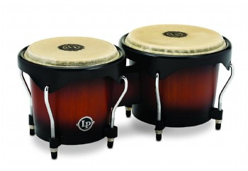 LP LP601NY-VSB LP City Wood Bongos - Bongo
