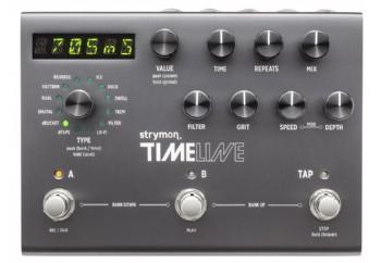 Strymon TimeLine Multidimensional Delay - Delay Pedalı