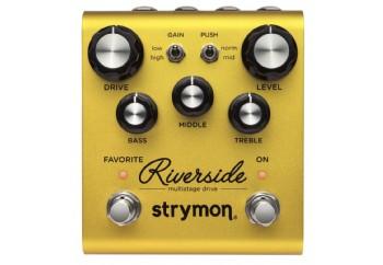 Strymon Riverside Multisage Drive - Distortion Pedalı