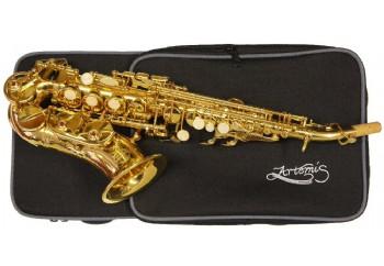 Trevor James Curved Artemis Soprano Saxophone