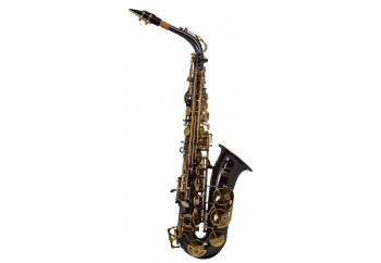 Trevor James by Artemis A1 Alto Saxophone Outfit BK - Siyah