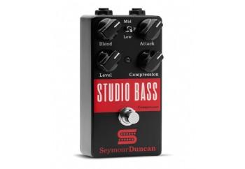 Seymour Duncan Studio Bass Compressor - Compressor Pedalı