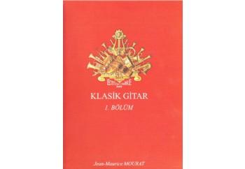 Mourat Klasik Gitar 1. Bölüm Kitap