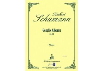 Schumann Gençlik Albümü Op.68 Kitap