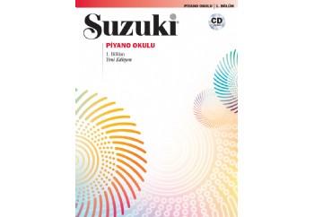 Suzuki Piyano Okulu 1. Bölüm Kitap - Piyano Metodu