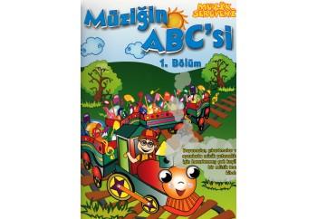 Müzik Serüveni Müziğin ABC'si 1.Bölüm Kitap - Vuslat Çiftdal, Övünç Yaman