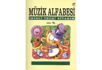 Müzik Alfabesi İkinci Teori Kitabım Kitap