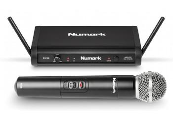 Numark WS-100 Microphone System - Telsiz Mikrofon Sistemi (Wireless-Kablosuz)