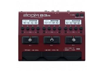 Zoom B3n Bass Multi Efekt Processor - Bas Gitar Prosesör
