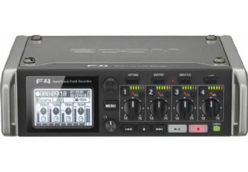 Zoom F4 Multitrack Field Recorder - Kayıt Cihazı