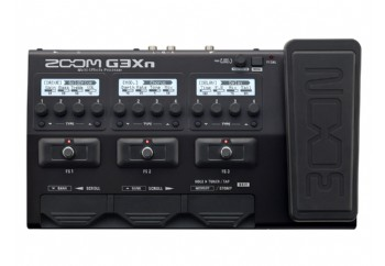 Zoom G3Xn Multi-Effects Processor - Gitar Prosesör