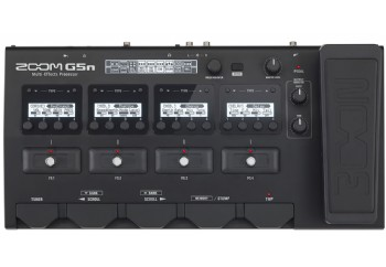 Zoom G5n Multi-effects Processor - Gitar Prosesör