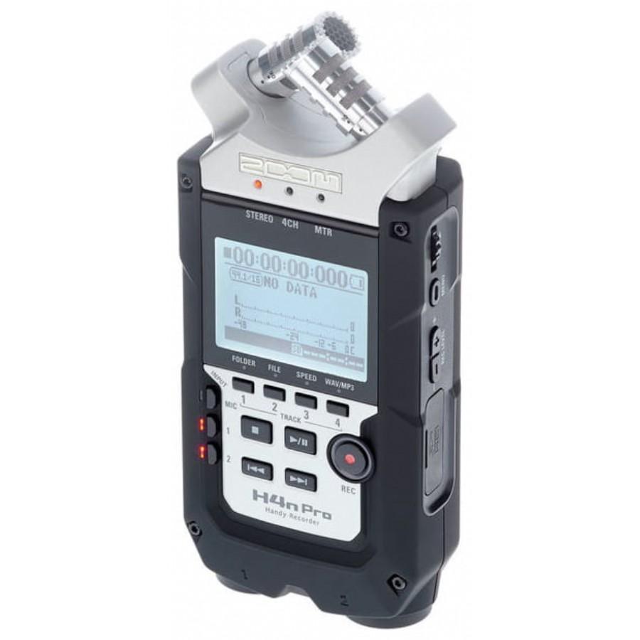 Zoom H4n Pro Handy Recorder Kayit Cihazi