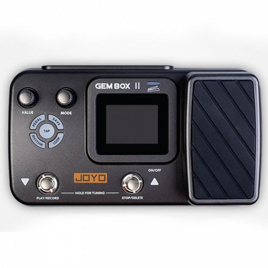 Joyo Gem Box II Guitar Multi-Effects Processor