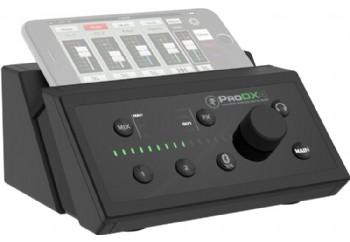 Mackie ProDX4 4-Channel Wireless Digital Mixer - Wireless Mikser