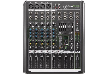 Mackie ProFX8v2 Mixer with USB and Effects