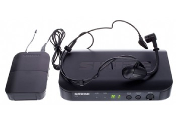 Shure BLX14/P31 Headset Wireless Microphone System - Telsiz Mikrofon Sistemi (Wireless-Kablosuz)