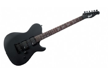 Cort Manson M-Jet Matt Black - Elektro Gitar