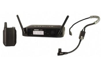 Shure QLXD14/SM35 Wireless Headworn Microphone System - Telsiz Mikrofon Sistemi (Wireless-Kablosuz)