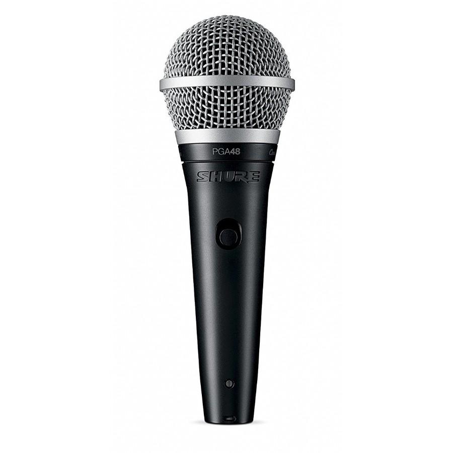 Shure PGA48 Handheld Dynamic Vocal Microphone