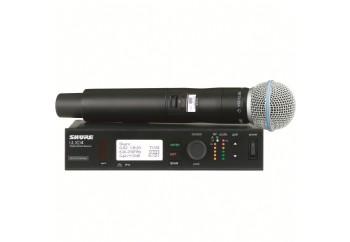 Shure ULXD24/B58 Handheld Wireless System - Telsiz Mikrofon Sistemi (Wireless-Kablosuz)