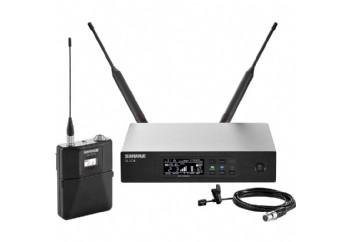 Shure QLXD14/93 Lavalier Wireless Microphone System - Telsiz Mikrofon Sistemi (Wireless-Kablosuz)