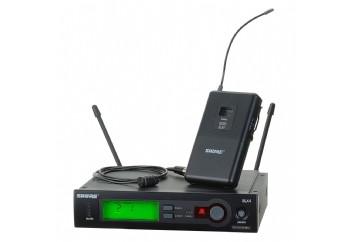 Shure SLX14/85 Lavalier Wireless System - Telsiz Mikrofon Sistemi (Wireless-Kablosuz)