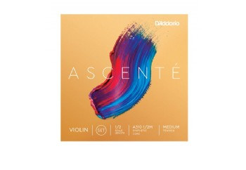 D'Addario A310 1/2M Medium Tension Ascent Violin String Set - Keman Teli 1/2