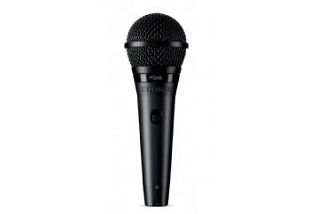 Shure PGA58-XLR Cardioid Dynamic Vocal Microphone - Dinamik Vokal Mikrofonu