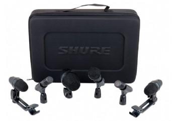 Shure PGA Drumkit6 - 6 Piece drum mic kit - Davul Mikrofon Seti