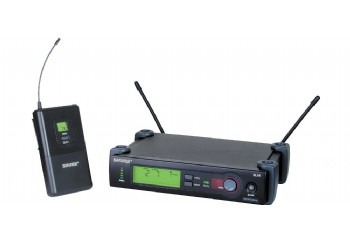 Shure SLX14 Instrument Wireless System - Telsiz Enstrüman Seti
