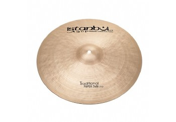 İstanbul Agop Traditional Crash Paper Thin 18 inch - Crash