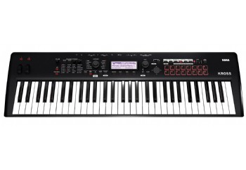 Korg KROSS 2 61-Key Synthesizer Workstation Black - Workstation