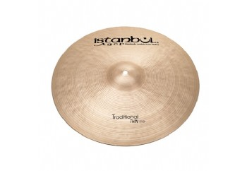 İstanbul Agop Traditional Crash Thin 18 inch - Crash