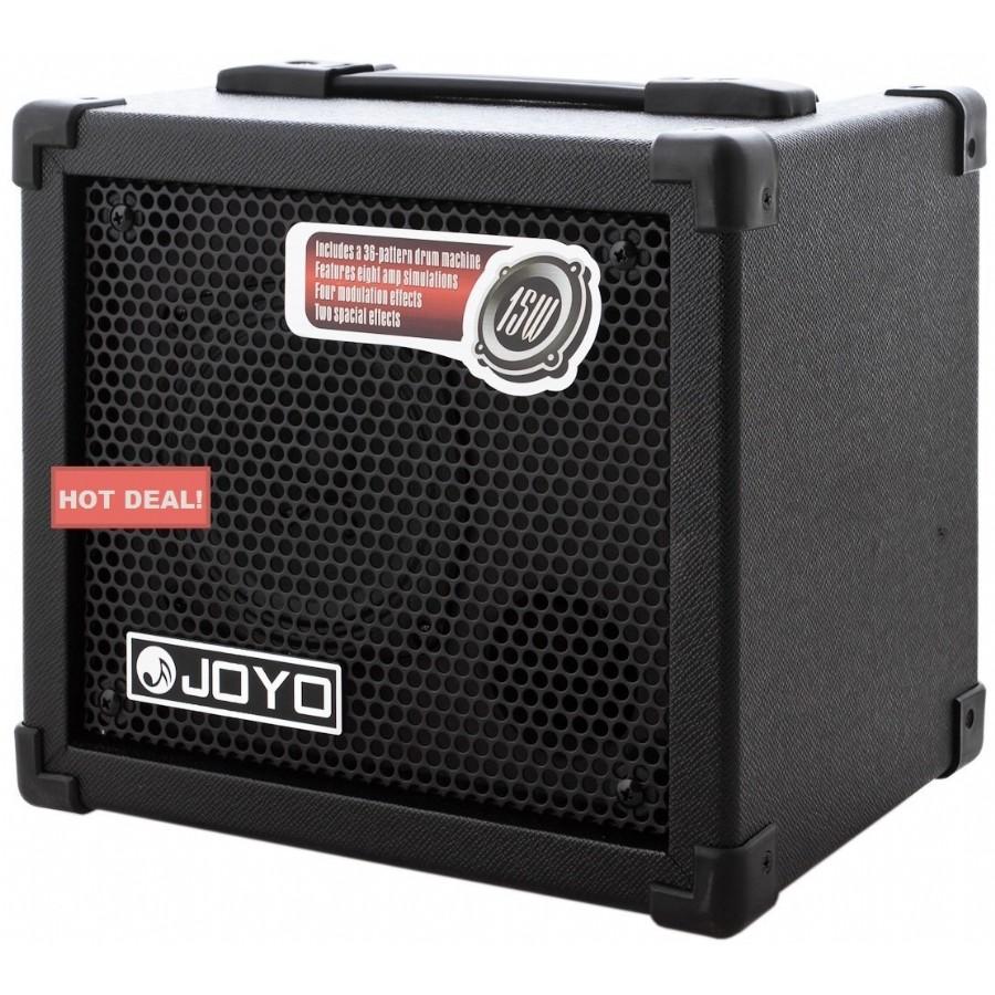 Joyo DC-15 15W Digital Guitar Amplifier