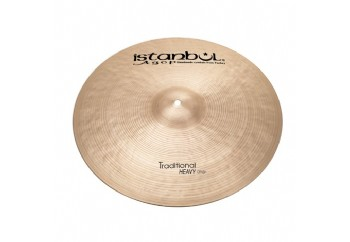İstanbul Agop Traditional Crash Heavy 18 inch - Crash