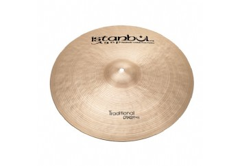 İstanbul Agop Traditional Crash Ride 18 inch - Crash Ride