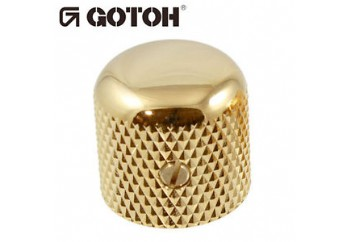 Gotoh VK1-19 Gold Dome Knob