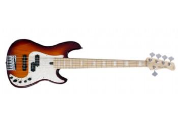 Marcus Miller By Sire P7 Ash 5 Strings TS - Tobacco Sunburst - 5 Telli Bas Gitar