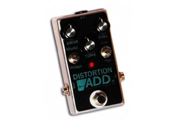 ADD+ Distortion - Distortion Pedalı