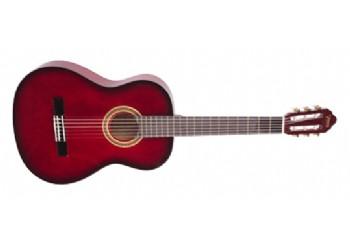 Valencia VC104 Kırmızı Sunburst - Klasik Gitar