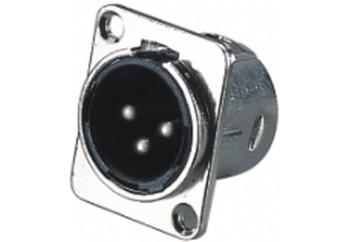 LOSEN LA1092 - Şasi Tip 3-pin XLR (Erkek)