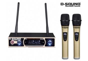 D-Sound U-530 - Telsiz Mikrofon Sistemi
