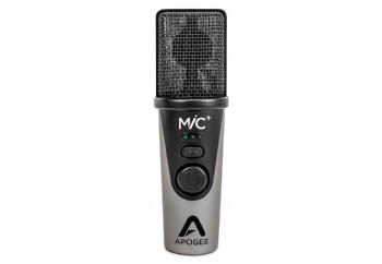 Apogee MiC+ - Mac, iPad ve iPhone için Kayıt Mikrofonu