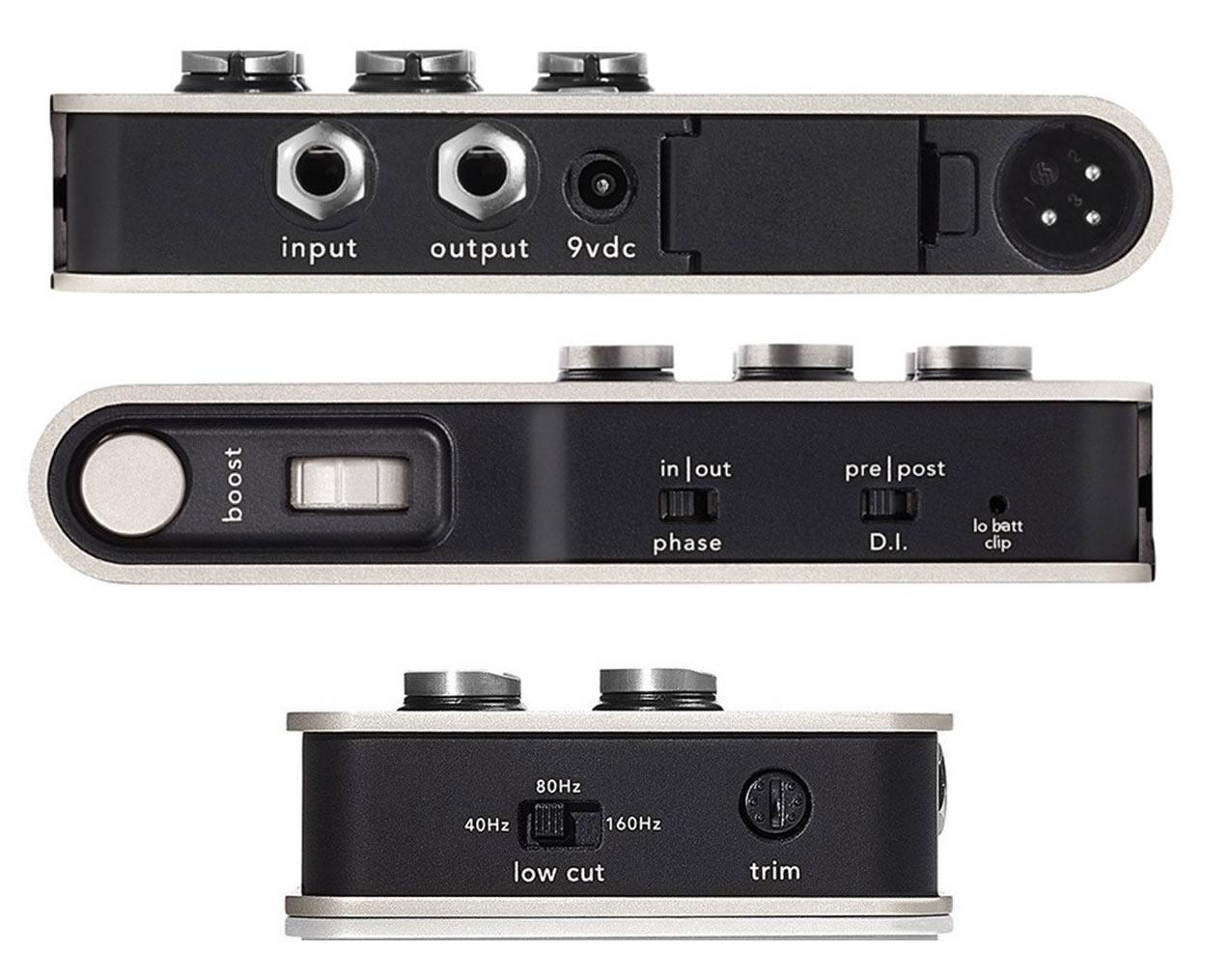fishman platinum stage eq di analog preamp analog preamp pedal mydukkan. Black Bedroom Furniture Sets. Home Design Ideas