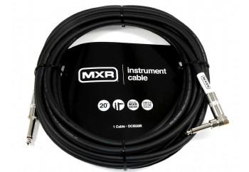 MXR DCIS20R Instrument Cable - Enstrüman Kablosu - 6mt