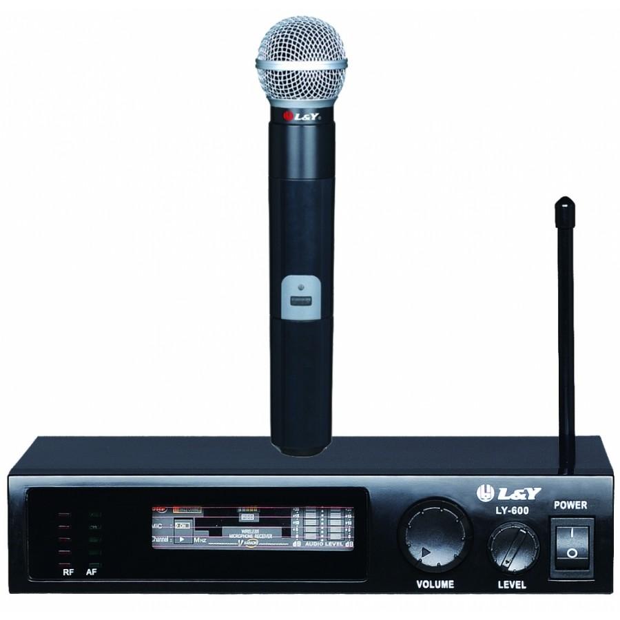 Jes Audio LY-600 TH17 UHF