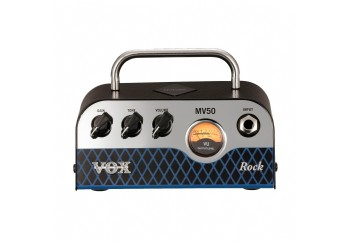 Vox MV50 Rock 50-watt Hybrid Tube Head - Kafa Amfisi