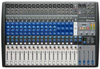 PreSonus StudioLive AR 22 USB - USB Mixer & Ses Kartı